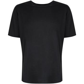 tekstylia Męskie T-shirty z krótkim rękawem Antony Morato  Czarny