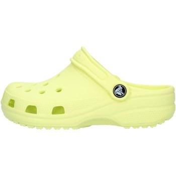 Buty Chłopiec Chodaki Crocs 204536 Zielony