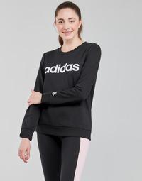 tekstylia Damskie Bluzy adidas Performance WINLIFT Czarny