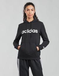 tekstylia Damskie Bluzy adidas Performance WINLID Czarny