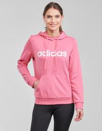 tekstylia Damskie Bluzy adidas Performance WINLID Różowy