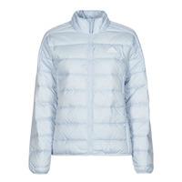 tekstylia Damskie Kurtki pikowane adidas Performance WESSDOWN Niebieski