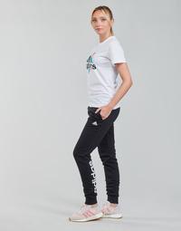 tekstylia Damskie Spodnie dresowe adidas Performance WELINFL Czarny