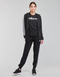 tekstylia Damskie Spodnie dresowe adidas Performance WESFTEC Czarny
