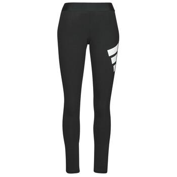 tekstylia Damskie Legginsy adidas Performance WIFI 3B LEGGING Czarny