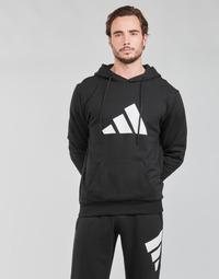 tekstylia Męskie Bluzy adidas Performance M FI 3B HOODIE Czarny