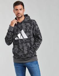 tekstylia Męskie Bluzy adidas Performance M FI CAMO HOODY Wielokolorowy