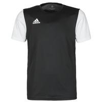 tekstylia Męskie T-shirty z krótkim rękawem adidas Performance ESTRO 19 JSY Czarny