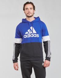 tekstylia Męskie Bluzy adidas Performance M CB HD Niebieski / Eclatant