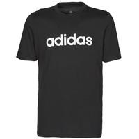 tekstylia Męskie T-shirty z krótkim rękawem adidas Performance M LIN SJ T Czarny