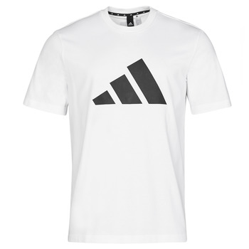 tekstylia Męskie T-shirty z krótkim rękawem adidas Performance M FI 3B TEE Biały