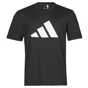 tekstylia Męskie T-shirty z krótkim rękawem adidas Performance M FI 3B TEE Czarny