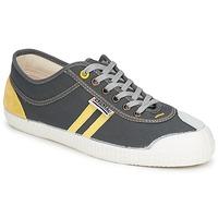 Buty Trampki niskie Kawasaki RETRO Szary / żółty