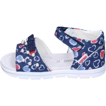 Buty Dziewczynka Sandały Enrico Coveri Sandały BJ982 Niebieski