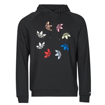 tekstylia Męskie Bluzy adidas Originals ST HOODY Czarny