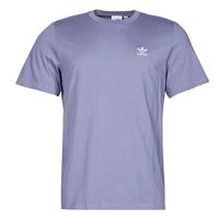 tekstylia Męskie T-shirty z krótkim rękawem adidas Originals ESSENTIAL TEE Fioletowy / Orbite