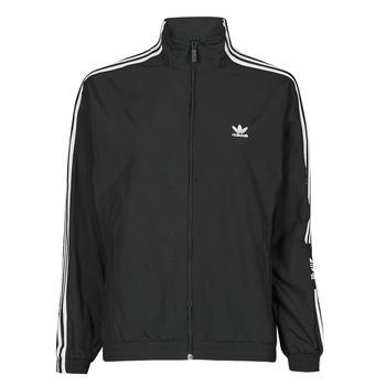 tekstylia Damskie Bluzy dresowe adidas Originals TRACK TOP Czarny