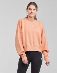 tekstylia Damskie Bluzy adidas Originals SWEATSHIRT Blush / Ambiant