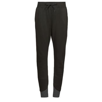 tekstylia Damskie Spodnie dresowe G-Star Raw PREMIUM CORE 3D TAPERED SW PANT WMN Czarny