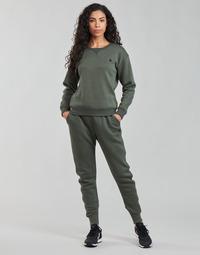 tekstylia Damskie Spodnie dresowe G-Star Raw PREMIUM CORE 3D TAPERED SW PANT WMN Szary