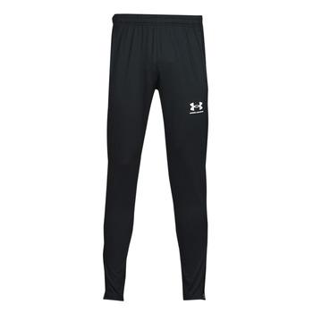 tekstylia Męskie Spodnie dresowe Under Armour CHALLENGER TRAINING PANT Czarny / Biały