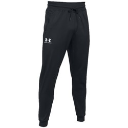 tekstylia Męskie Spodnie dresowe Under Armour Sportstyle Jogger Czarny