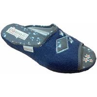Buty Damskie Obuwie domowe Cristina CRI06921blu blu