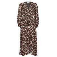 tekstylia Damskie Sukienki długie Betty London PILOMENE Czarny