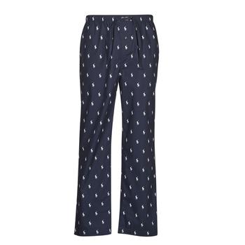 tekstylia Męskie Piżama / koszula nocna Polo Ralph Lauren PJ PANT SLEEP BOTTOM Marine