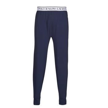 tekstylia Męskie Spodnie dresowe Polo Ralph Lauren JOGGER PANT SLEEP BOTTOM Marine
