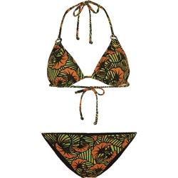 tekstylia Damskie Kostium kąpielowy dwuczęściowy O'neill Capri Bondey Fixed Set Wielobarwność