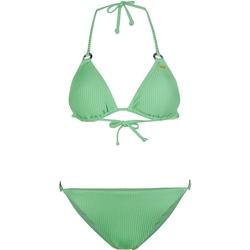 tekstylia Damskie Kostium kąpielowy dwuczęściowy O'neill Capri Bondey Fixed Set Zielony