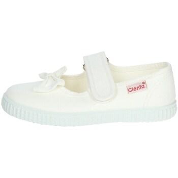 Buty Dziewczynka Baleriny Cienta 56060 'Biały