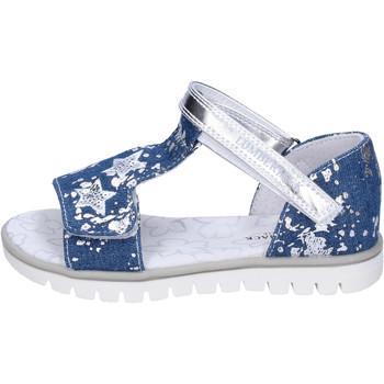 Buty Dziewczynka Sandały Lumberjack BJ992 Niebieski