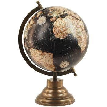 Dom Statuetki i figurki  Signes Grimalt 20 Cm Świat Globe Negro