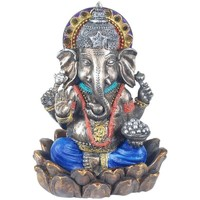 Dom Statuetki i figurki  Signes Grimalt Ganesha Multicolor