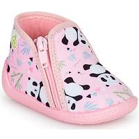 Buty Dziewczynka Obuwie domowe Citrouille et Compagnie PACARONI Różowy