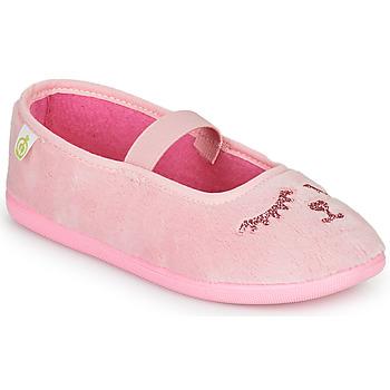 Buty Dziewczynka Obuwie domowe Citrouille et Compagnie PIDDI Różowy