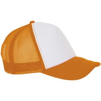 Dodatki Czapki Sols BUBBLE Blanco Naranja Fluor Naranja