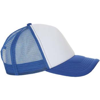 Dodatki Czapki z daszkiem Sols BUBBLE Blanco Azul Royal Azul
