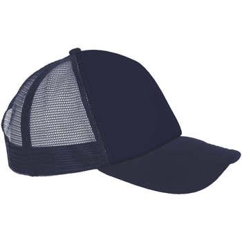 Dodatki Czapki z daszkiem Sols BUBBLE French Marino Azul