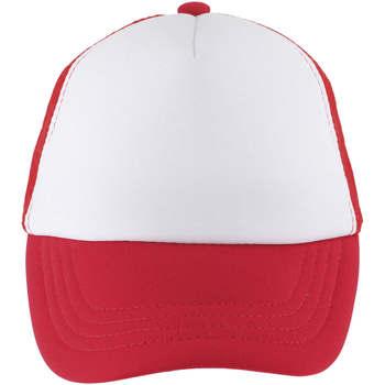 Dodatki Czapki z daszkiem Sols BUBBLE KIDS Blanco Rojo Rojo