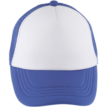 Dodatki Czapki z daszkiem Sols BUBBLE KIDS Blanco Azul Royal Azul