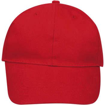 Dodatki Czapki z daszkiem Sols BUFFALO Rojo Multicolor