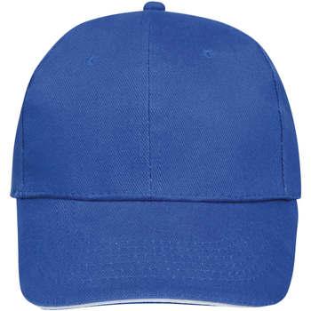 Dodatki Czapki z daszkiem Sols BUFFALO Azul Royal Blanco Multicolor