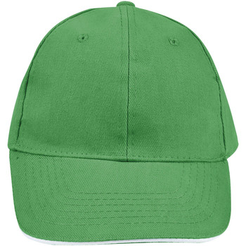 Dodatki Czapki z daszkiem Sols BUFFALO Verde Blanco Multicolor