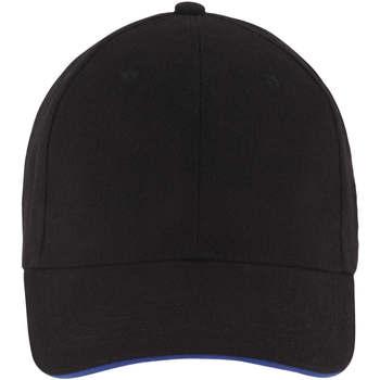 Dodatki Czapki z daszkiem Sols BUFFALO Negro Azul Multicolor
