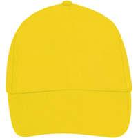 Dodatki Czapki z daszkiem Sols BUZZ Amarillo Multicolor