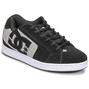 Buty Męskie Buty skate DC Shoes NET Czarny / Szary