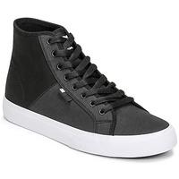 Buty Męskie Trampki wysokie DC Shoes MANUAL HI TXSE Czarny / Biały